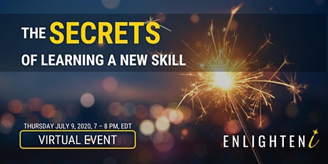 Enlighteni Moment - The secrets of learning a new skill tickets