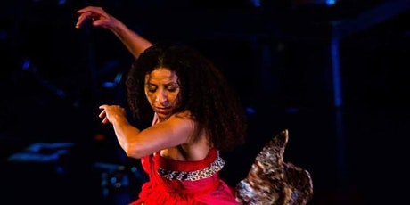 Afro-Brazilian Dance:  Master Class with Rosangela Silvestre tickets