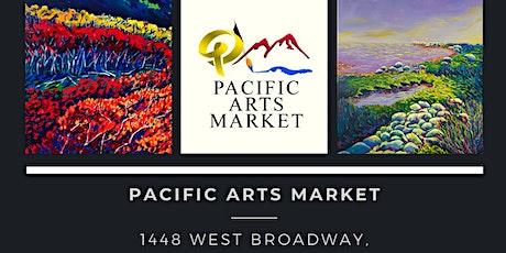Win original art & watch live painting! tickets