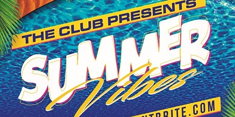 Summer Vibes Virtual Pre-Party tickets