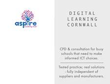 Digital Learning Cornwall / Aspire Academy Trust logo
