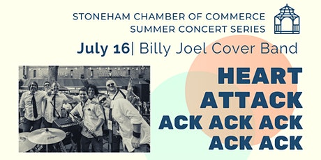 Stoneham Chamber Drive-In Concert Series: Heart Attack Ack Ack Ack Ack Ack tickets