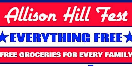 Allison Hill Fest tickets