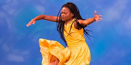 Afro-Brazilian Dance:  Master Class with Vera Passos ingressos