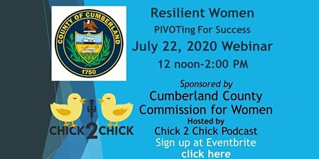 Resilient Women PIVOTing for Success tickets