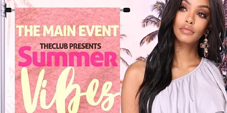 Summer Vibes Virtual Party Tickets