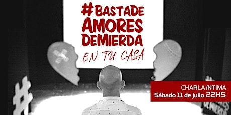 'El Pela' Romero #Basta de Amores de Mierda - ONLINE entradas