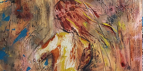 5:30-8:30P Introduction to Abstract Acrylic Workshop - Virginia Sumner tickets