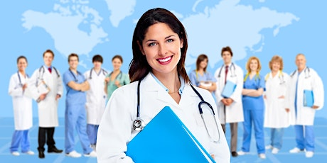 Free Licensing Exam Prep Study Class for International Trained Physicians tickets