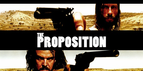 POP UP DRIVE IN | THE PROPOSITION (MA15+) | Fri, 10 July 2020 | 9pm tickets