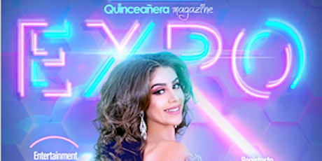 Quinceanera Expo September 27, 2020 Los Angeles at Pomona Fairplex tickets