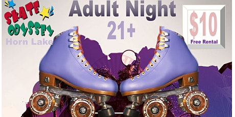 Summer Vibes Adult Night Skate tickets