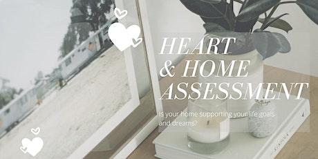 Heart & Home Assessment Workshop tickets