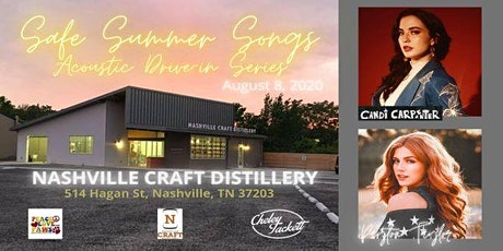 Safe Summer Songs Acoustic DriveIn Series w/Candi Carpenter & Payton Taylor tickets