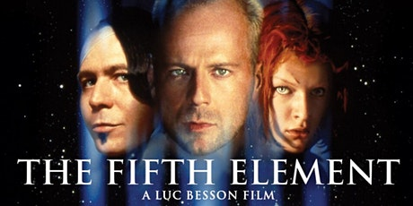 POP UP DRIVE IN | THE FIFTH ELEMENT (PG) | Sat, 11 July 2020 | 6pm tickets