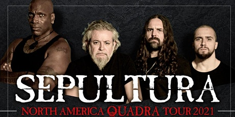SEPULTURA - N. AMERICAN TOUR w/ SACRED REICH tickets