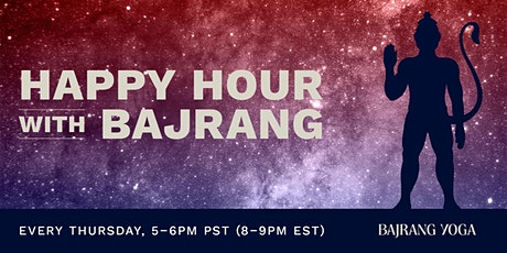 Happy Hour with Bajrang tickets