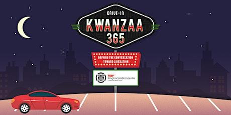 TEDxKingLincolnBronzeville: Kwanzaa 365 tickets