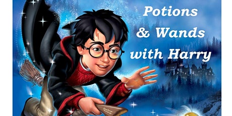 Potions and Wands with Harry at Chico Marketplace tickets