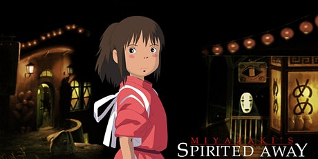 POP UP DRIVE IN | SPIRITED AWAY (PG) | Sun, 12 July 2020 | 6pm tickets
