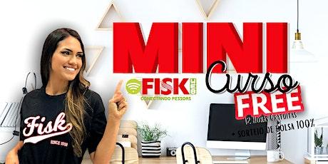 Mini Curso Online - FISK WEB ingressos
