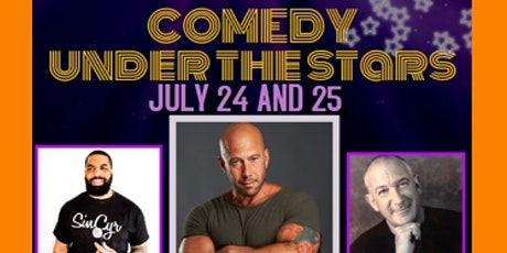 Comedy Under The Stars tickets