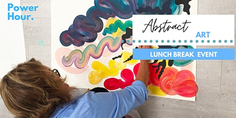 The Joy of Abstract Art - Lunchtime online event tickets