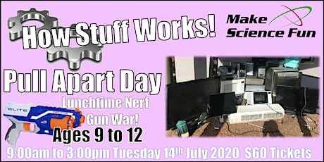 Make Science Fun and Engineering Day – How Stuff Works tickets