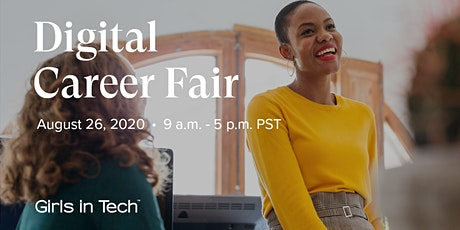 Girls in Tech's Digital Career Fair tickets