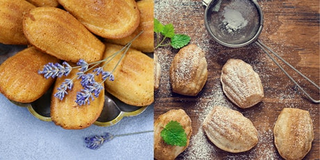 Bake Madeleines with Catherine in French and English! tickets