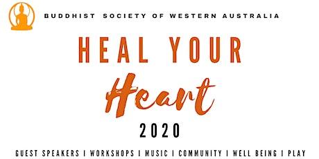 Rains Retreat 2020: Healing Your Heart tickets