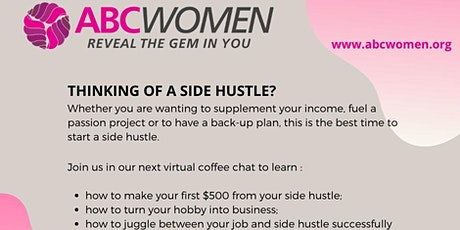 Thinking of a Side Hustle? tickets