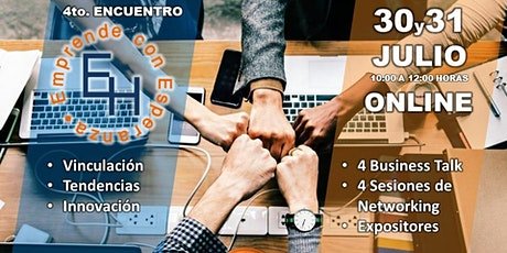 4º Encuentro Emprendedores con Esperanza entradas