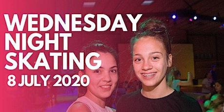 Wednesday Night Skating - 8 July 2020 tickets