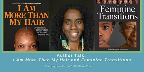 Author Talk: I Am More Than My Hair and Feminine Transitions tickets