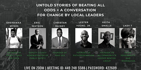 Every 1 Voice Matters  Virtual Summit tickets