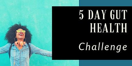 5 Day Gut Health Challenge tickets