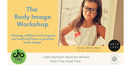 The Body Image Workshop tickets