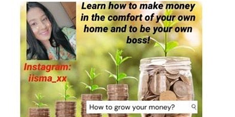 An opportunity to work from home and be your own boss! tickets