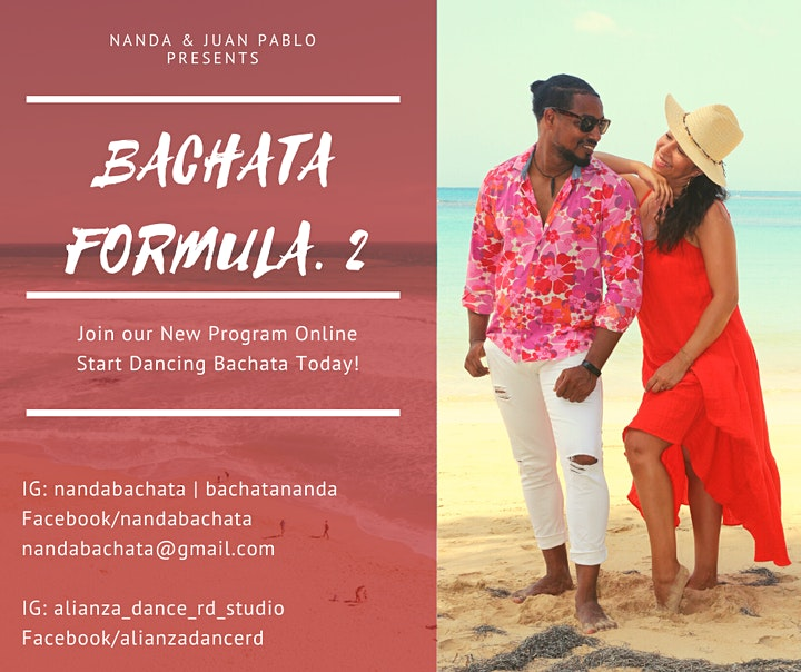 Bachata Formula.2  by Nanda & Juan Pablo image
