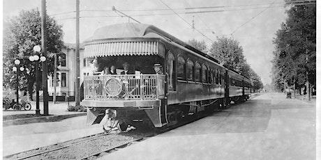 Let's Talk Trolleys: The Oregon Electric Railway tickets