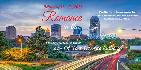 Romance In The Carolinas 2021 tickets