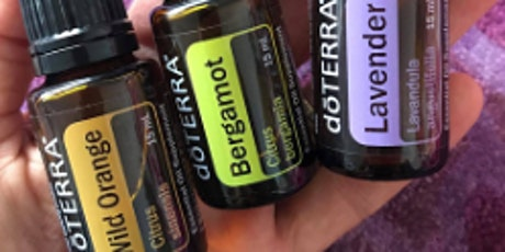 Copy of doTERRA Essential Oils for Beginners tickets