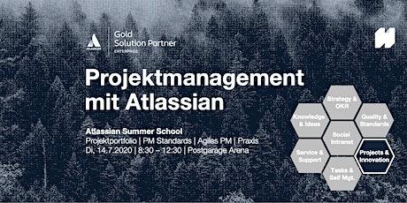 Projektmanagement mit Atlassian Tickets