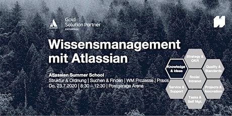 Wissensmanagement mit Atlassian Tickets