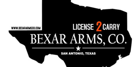 Texas - License To Carry Course tickets