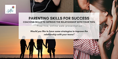Parenting Teens for Success tickets