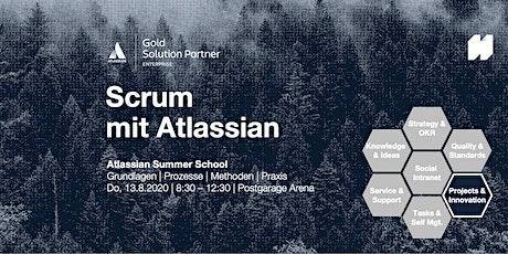 Scrum mit Atlassian Tickets