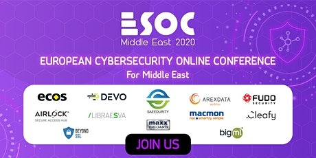 European CyberSecurity Online Conference tickets