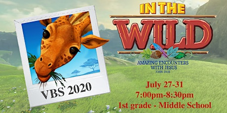 VBS 2020 tickets